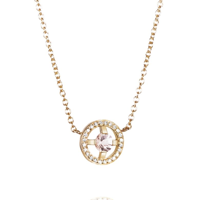 PINK & STARS NECKLACE