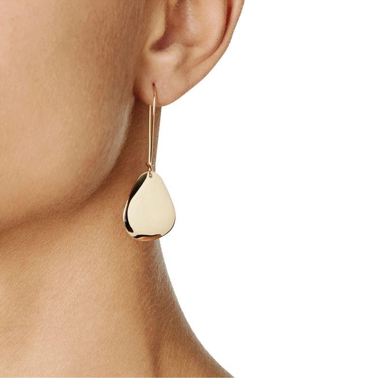LITTLE ROSE PETAL EARRINGS