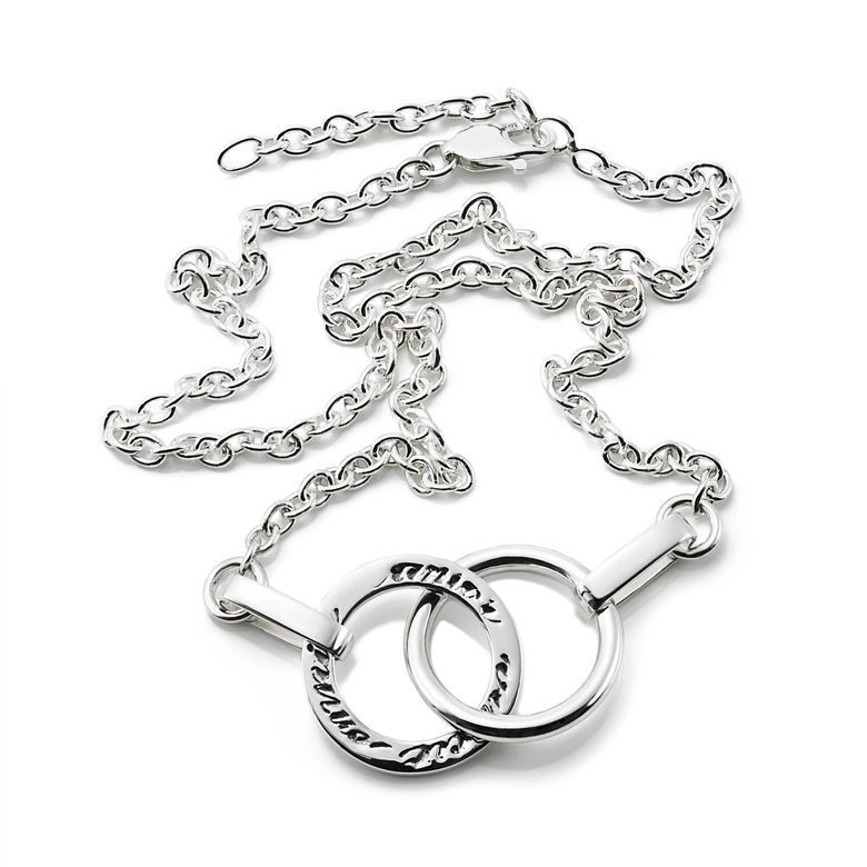 TWOSOME NECKLACE