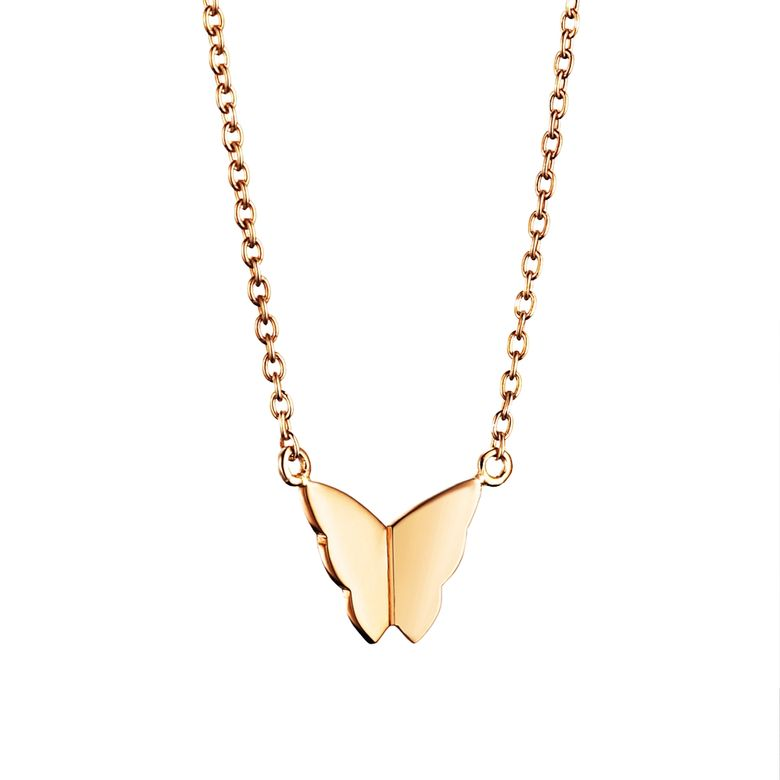 LITTLE MISS BUTTERFLY NECKLACE
