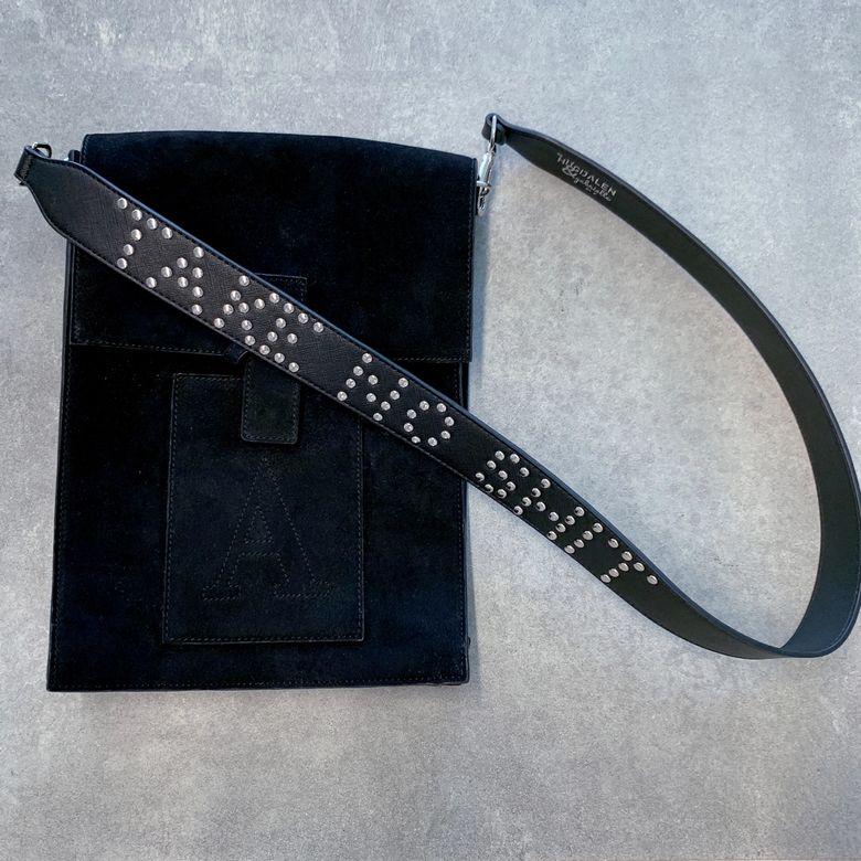 RIDER BLACK BAG