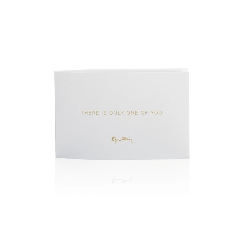 GREETING CARD – ONLY ONE OF YOU