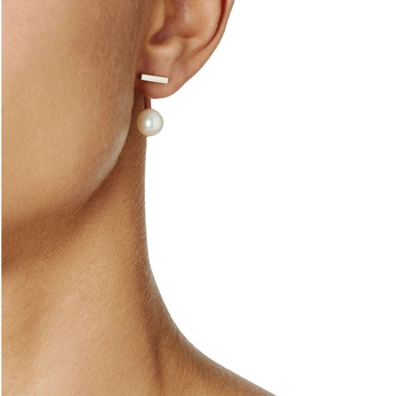 60'S PEARL EARRINGS