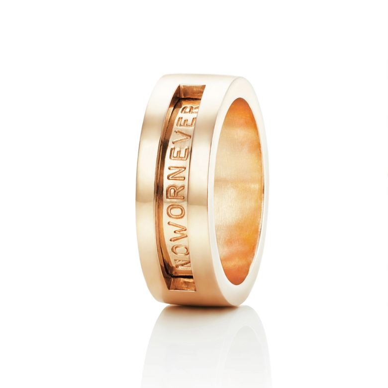 NOW OR NEVER RING