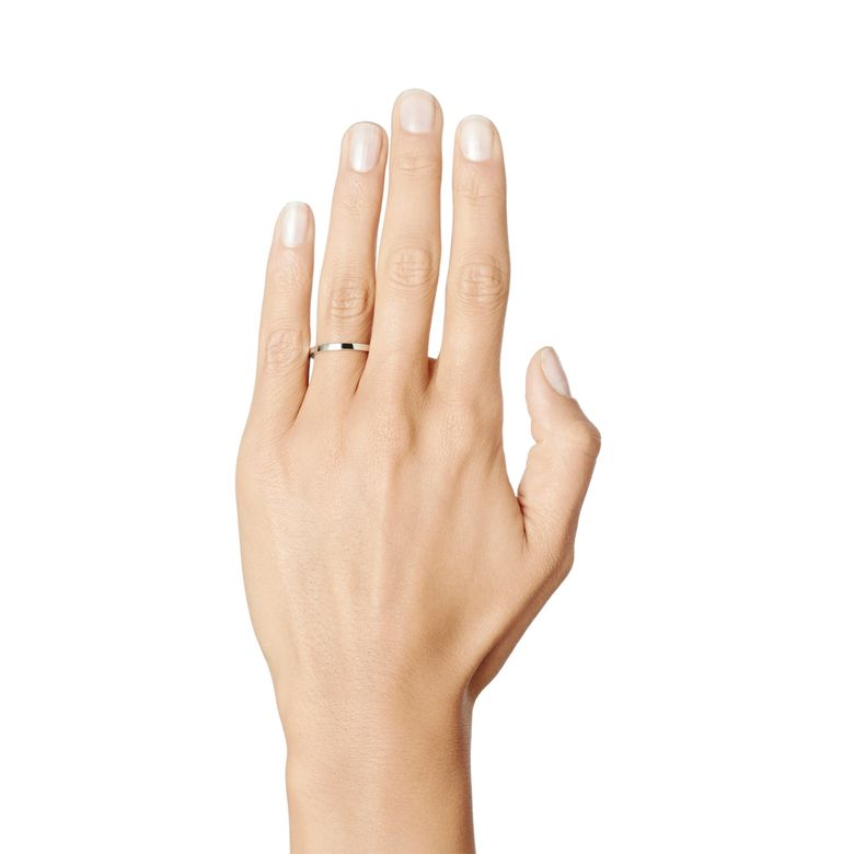 PLAIN & SIGNATURE THIN RING