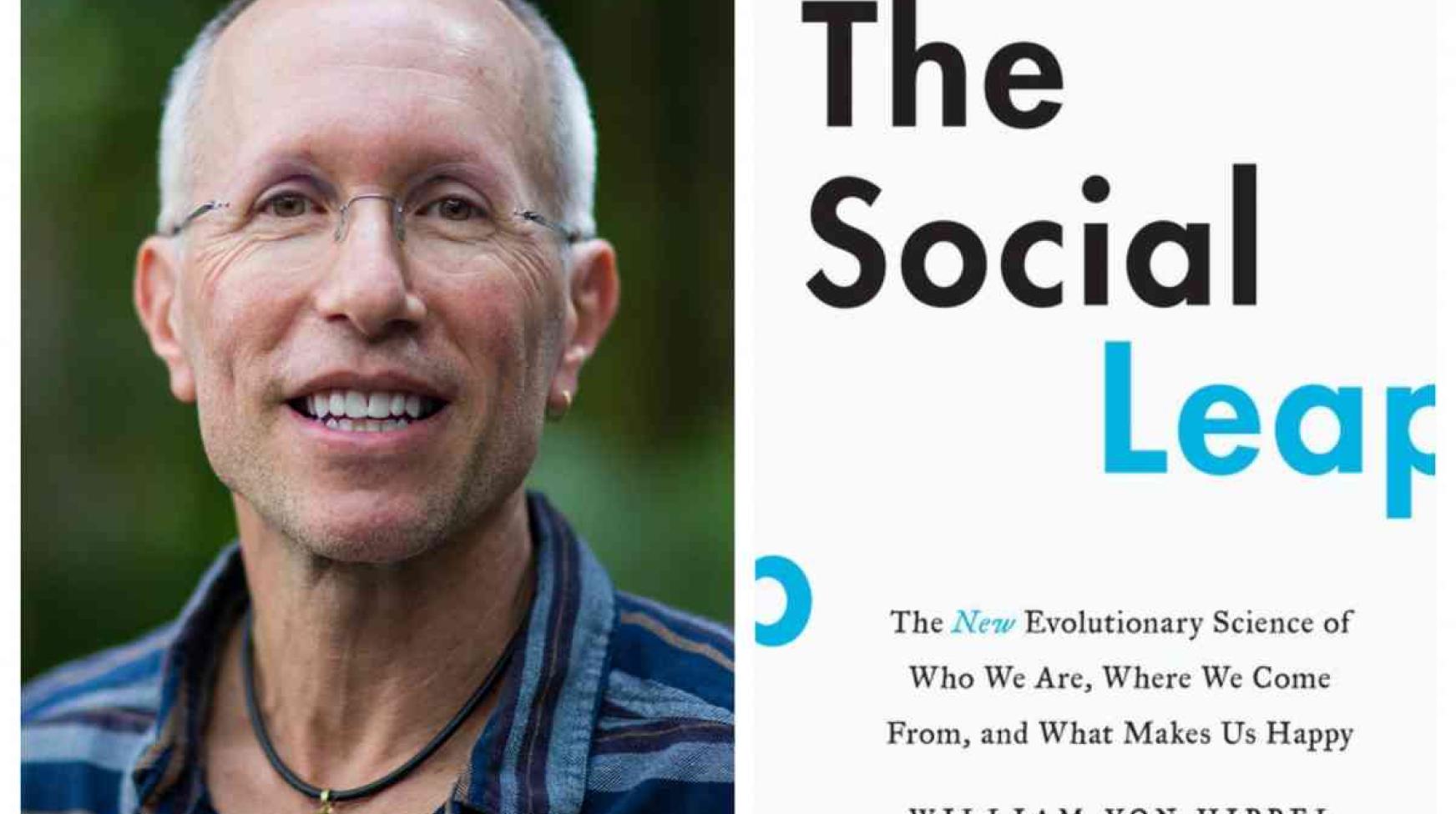 Bill von Hippel invite to Toucan Social