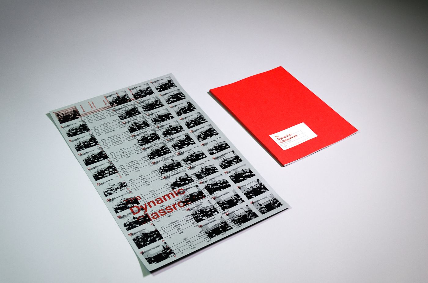 Poster and book cover