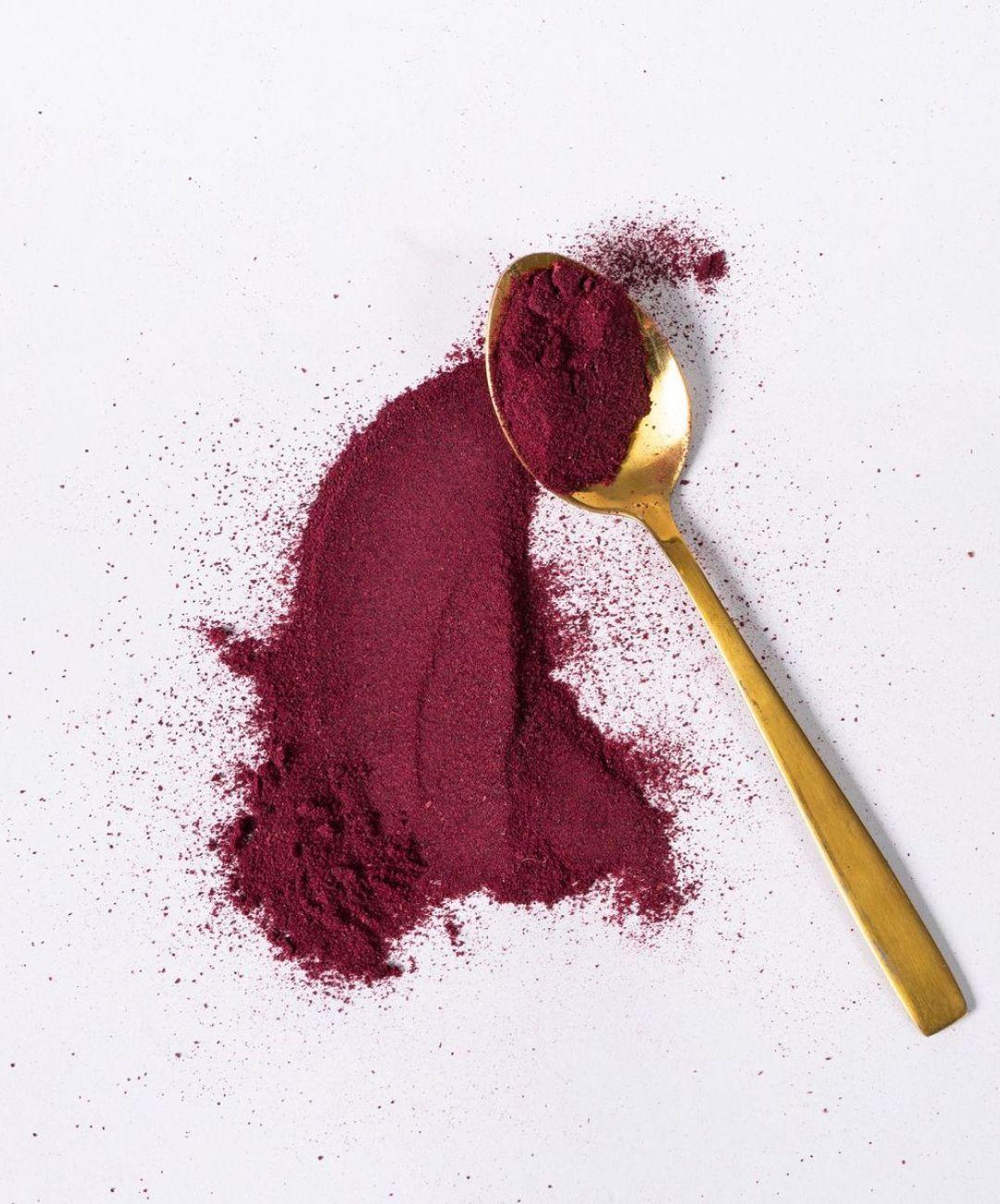 Queen Garnet Plum Powder