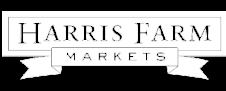 Harris Farm Markets white logomark