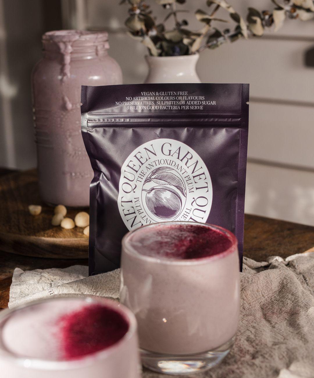 Queen Garnet Prebiotic & Probiotic Powder