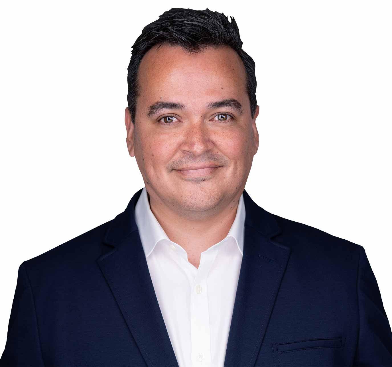 portrait of Jeff Brady