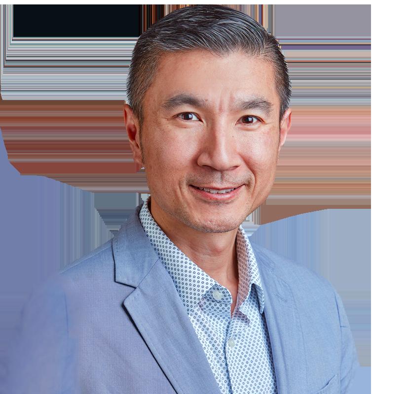 portrait of Kien Ha