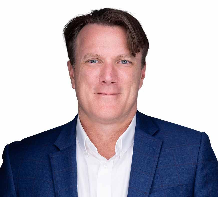 portrait of Mark Quenan