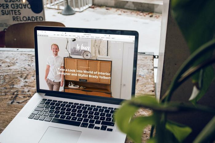 Un site web