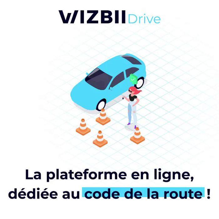 Bannière site internet Wizbii Drive