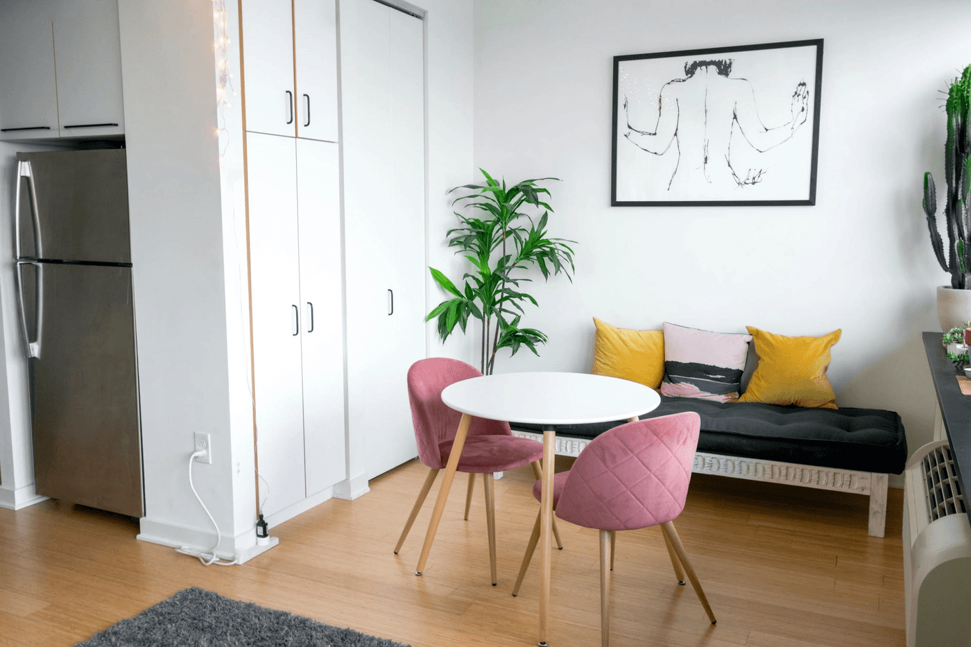 Un appartement loué en investissement locatif