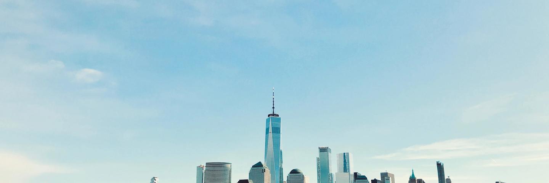 Panorama d'une ville