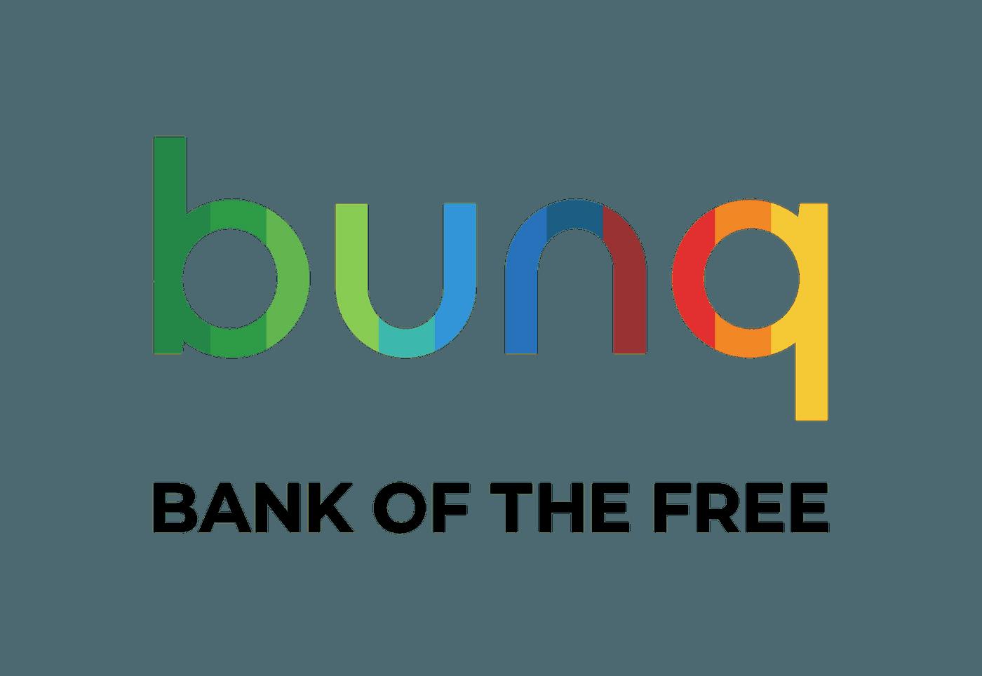 Logo néobanque Bunq
