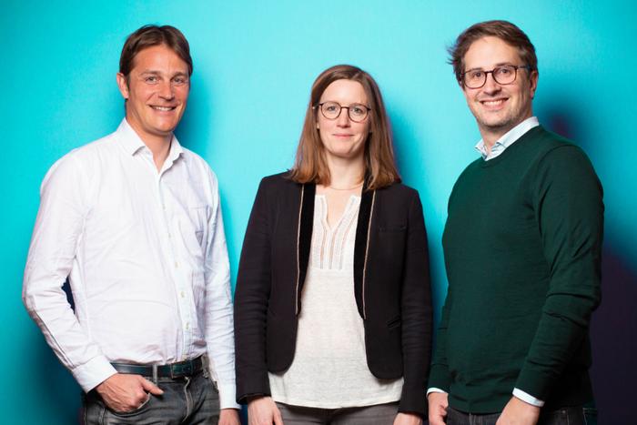 Les fondateurs de la banque pour ados Pixpay