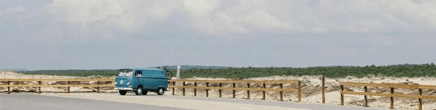 Un van pour voyager pendant son indépendance financière