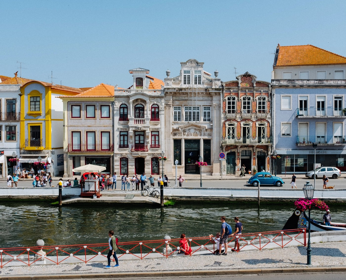 Des locations de vacances à Aveiro au Portugal