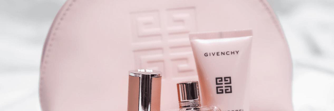 Des produits de beauté Givenchy