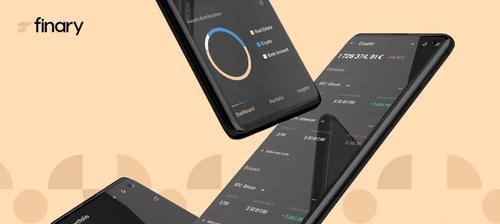 Finary - Mobile app