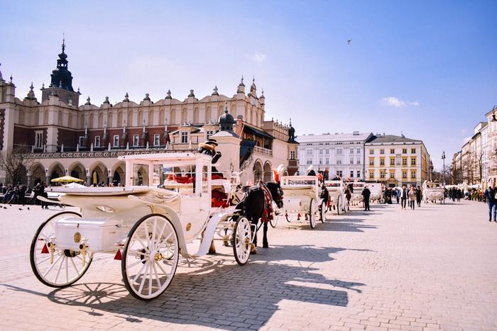 Krakow, destination de vacances pas cher en Pologne