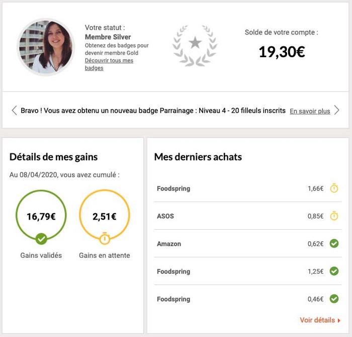 Screenshot validation gains iGraal