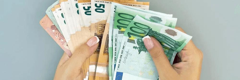 Billets pour gagner de l'argent facilement