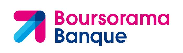 Logo boursorama banque