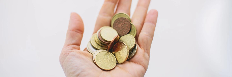 Des pièces pour faire des économies