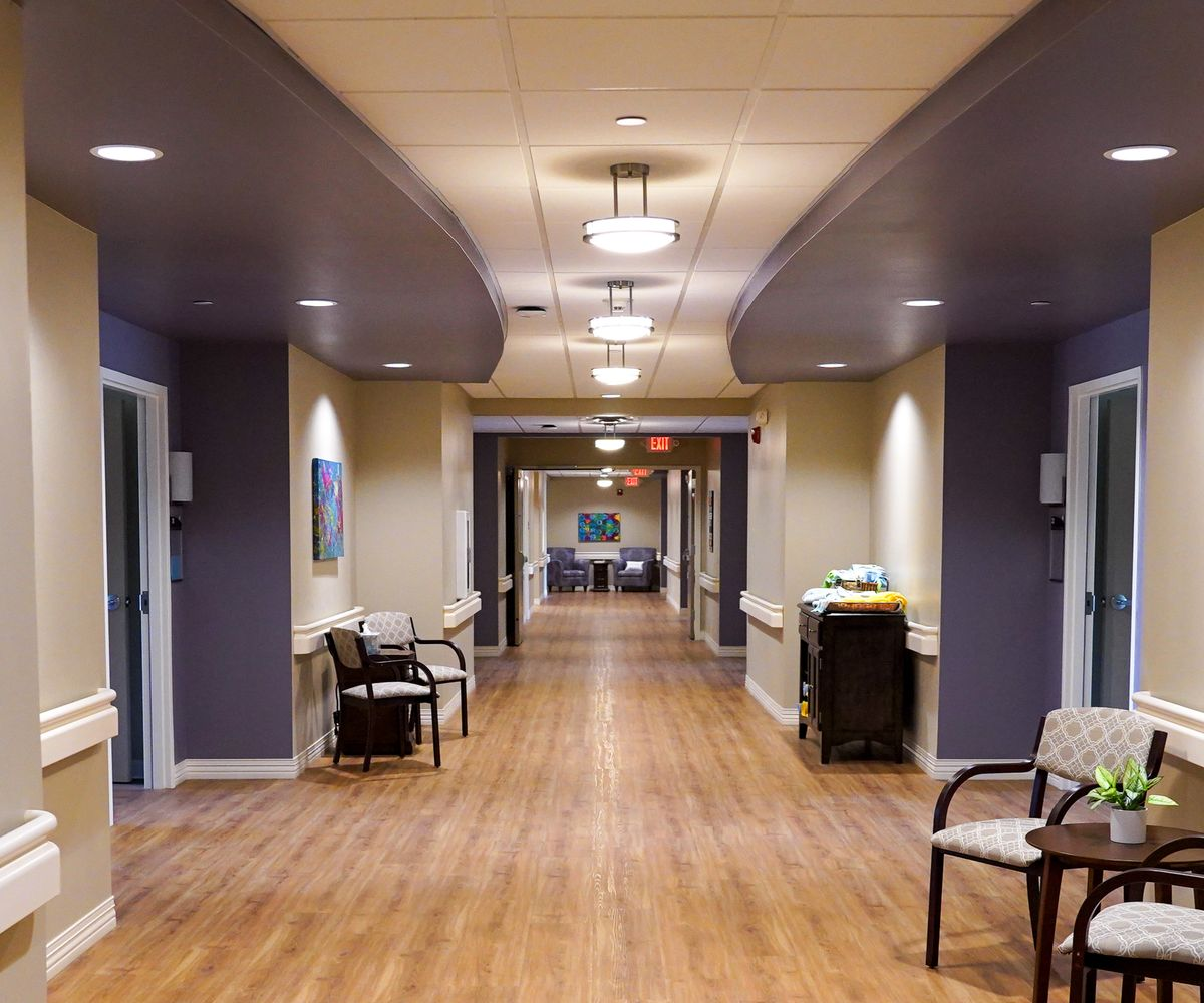 Why memory care assisted living