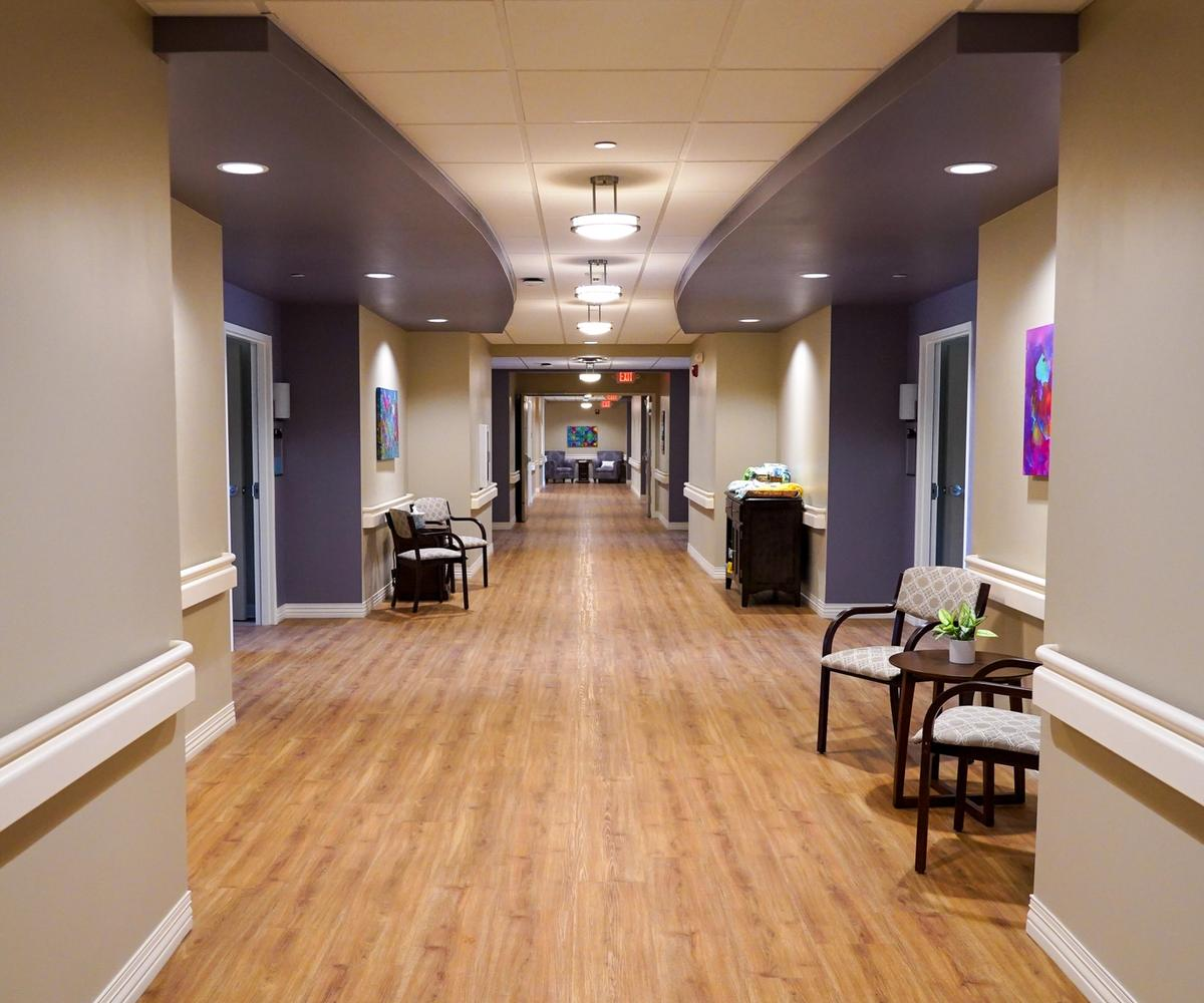 A state-of-the-art memory care facility in Greater Cincinnati