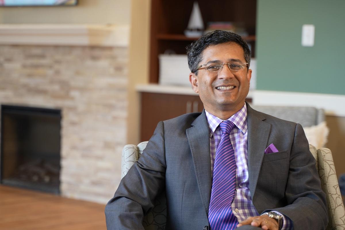 Manish Srivastava, MD