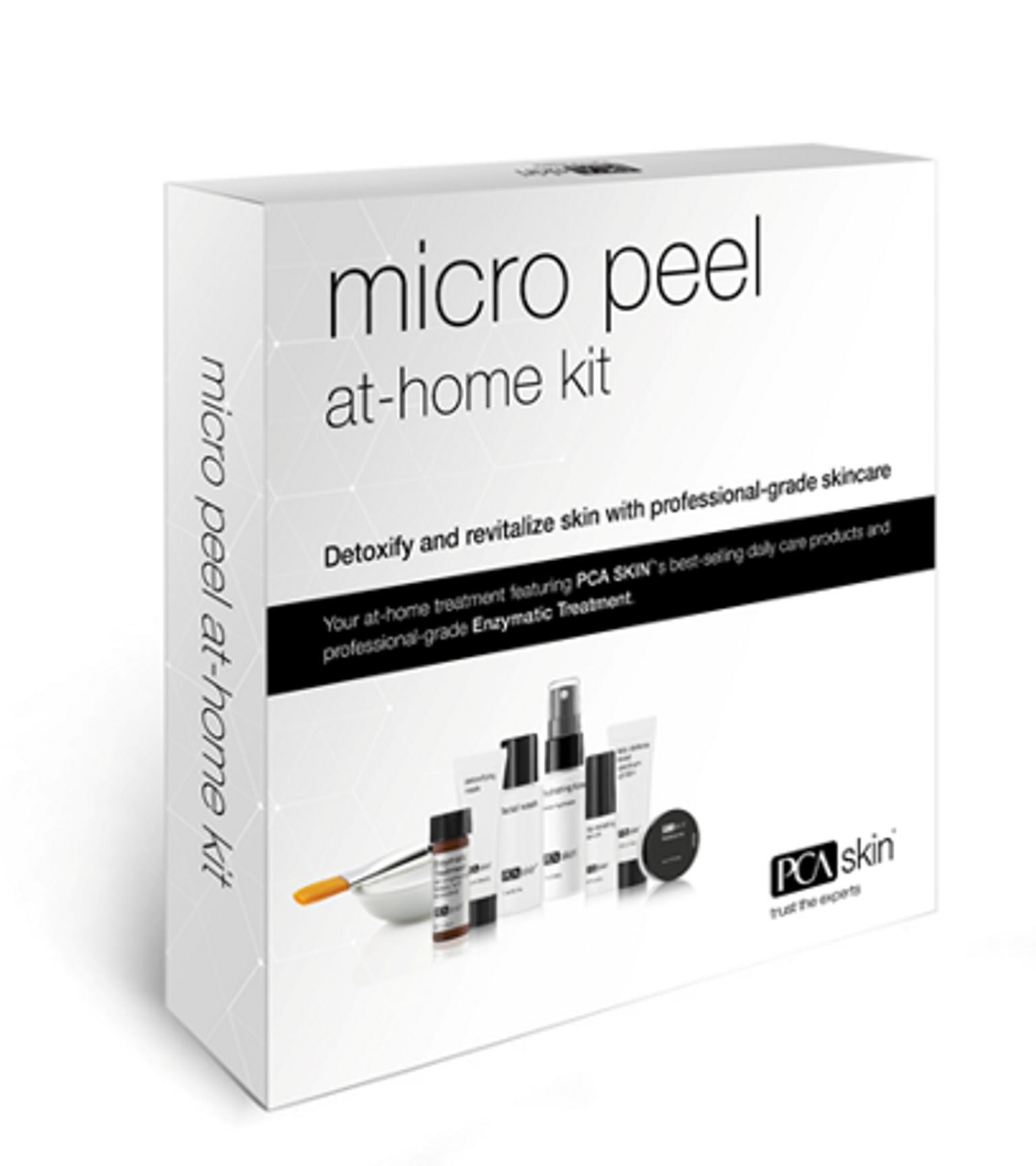 PCA Skin Micro Peel at-home kit
