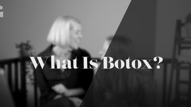 banner for What is Botox? Glowday Video
