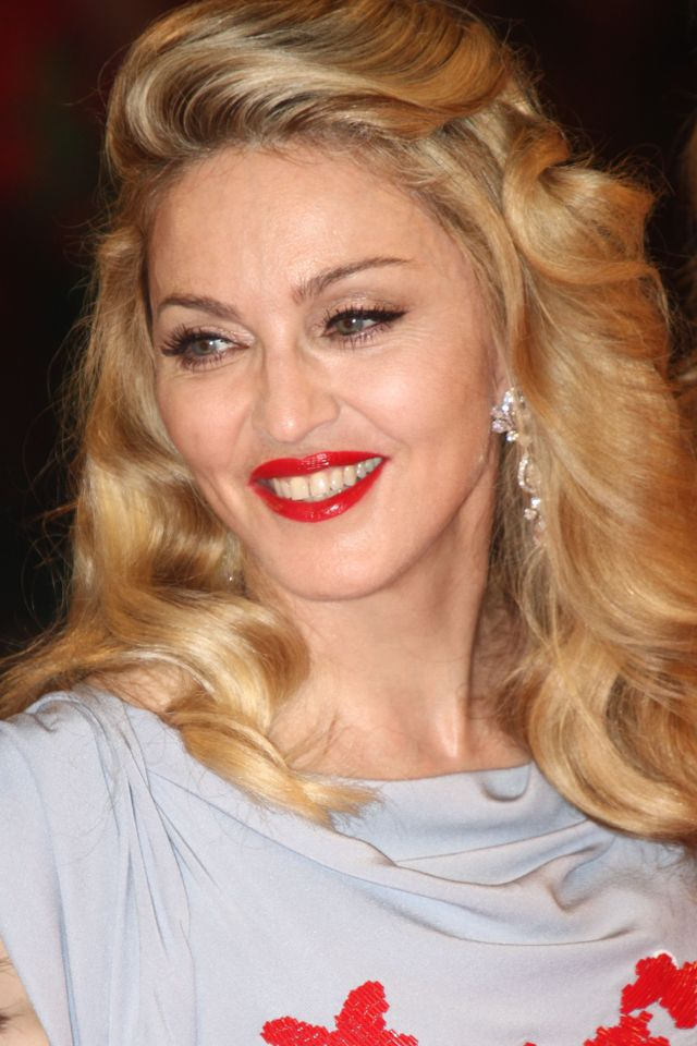 Madonna eleven years ago, aged 51. Looking immense!