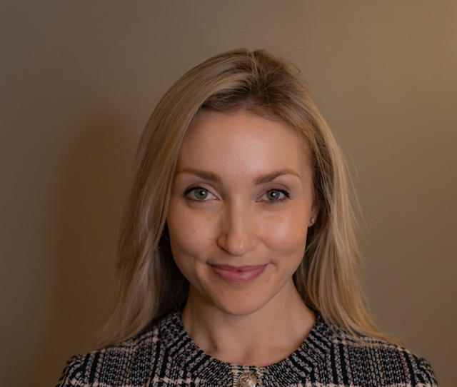 Dr Lara Watson, Co-Founder and CEO of Acquisition Aesthetics