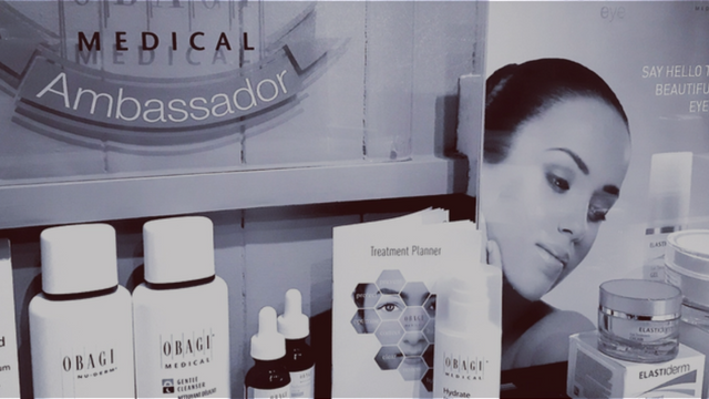 banner for The Experts Using Obagi Medical Grade Skincare