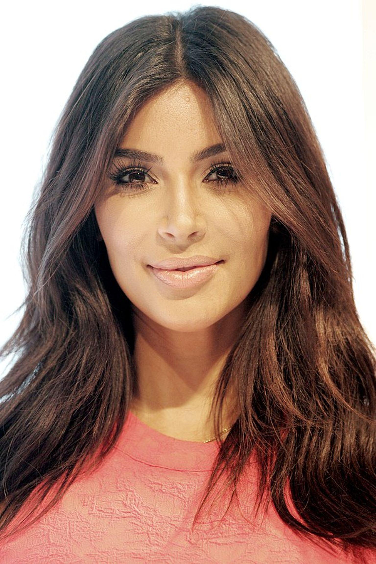 Kim Kardashian: Reality 'doll' face?