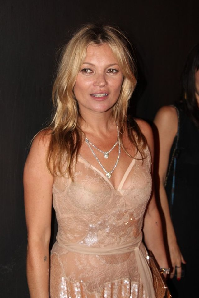 Kate Moss is timeless