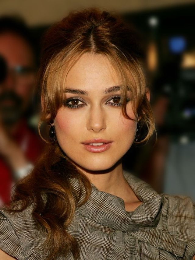 Is Keira Knightley the classic English rose?