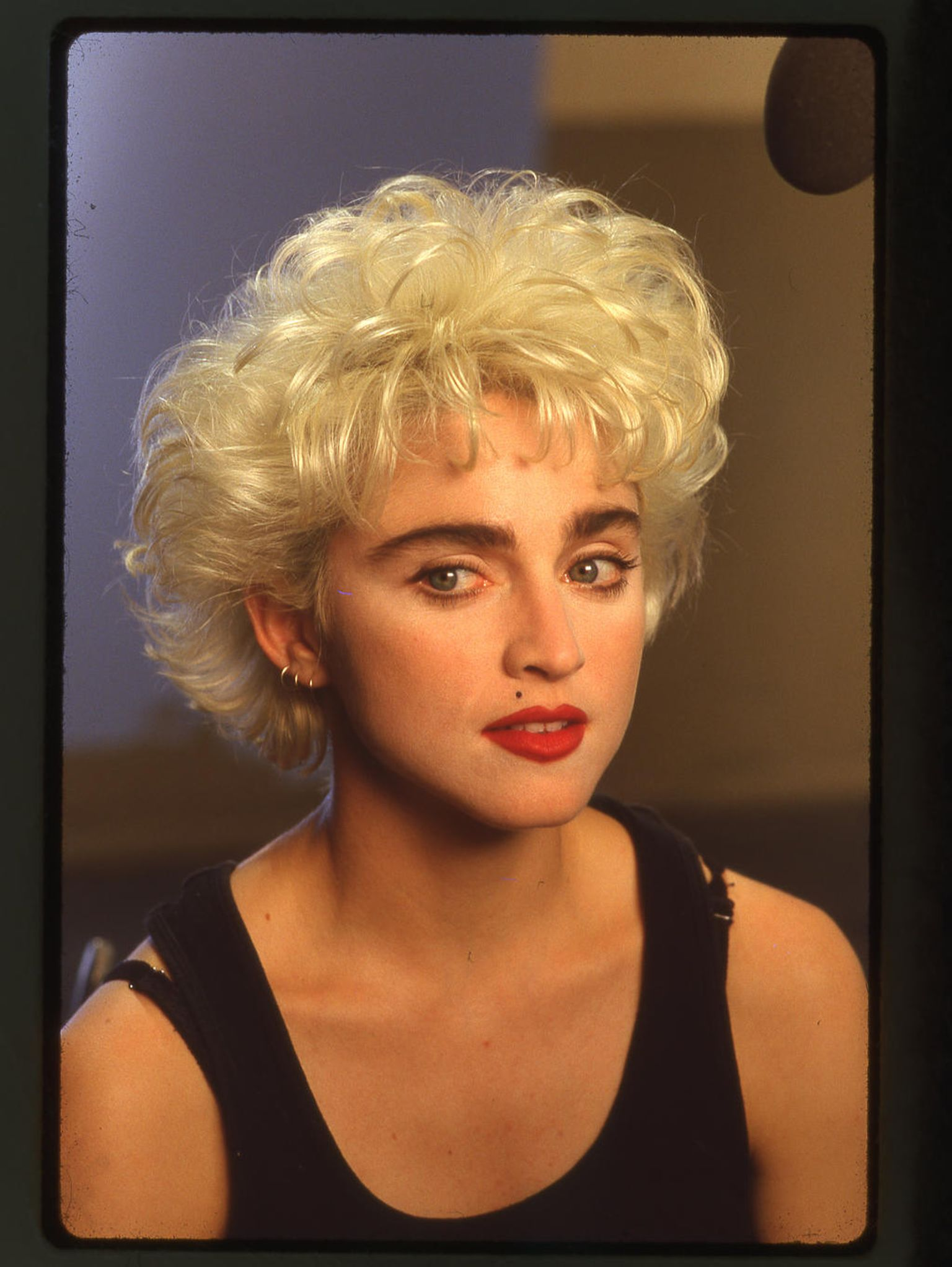 Madonna in 1986