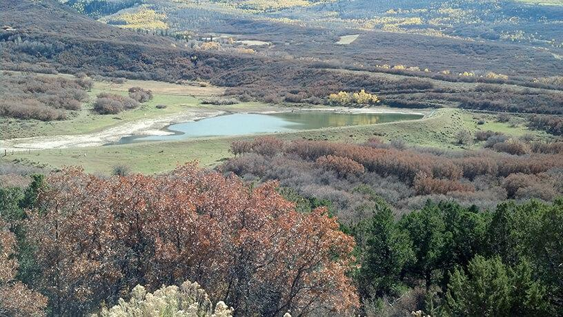 YT Ranch Reservoir – Spillway and Outfall Rehabilitation, Southwest of Collbran