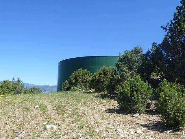 Town of Paonia – Lamborn Water Treatment Facility EA