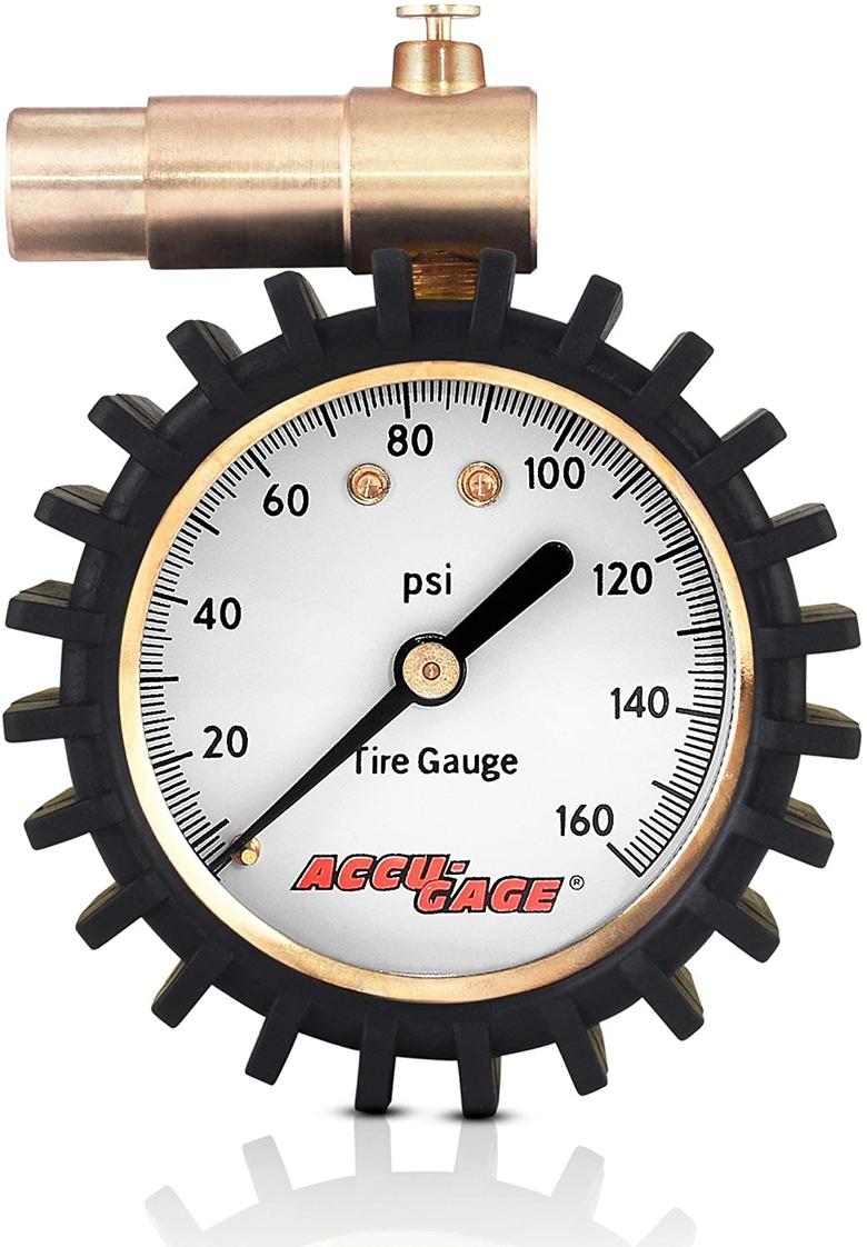 Accu-Gage Tire Pressure Gauge
