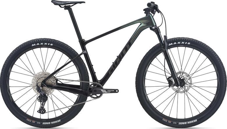 Giant XTC 29 Hardtail Mountain Bike