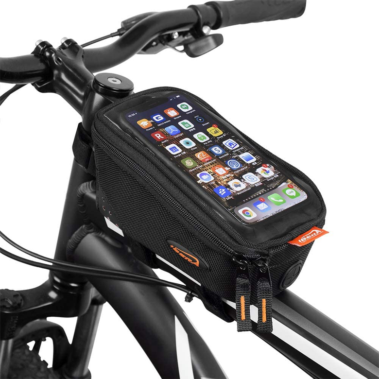 Ibera Bike bag for phone and other items