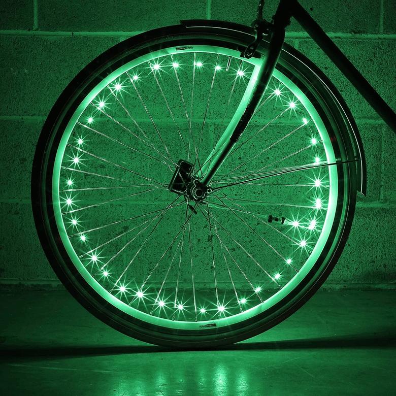 Monkey Light LED bike wheel lights NLX1